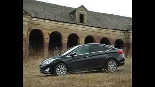 Hyundai i40: тест-драйв программы Автопанорама