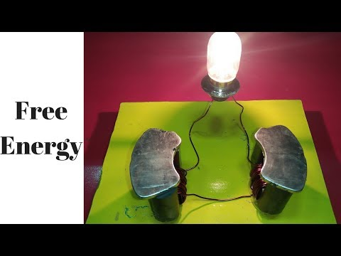 how to make free energy with magnet 100 pyroof 100% free energy new technology