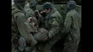 Черный ворон (клип о чеченской войне)