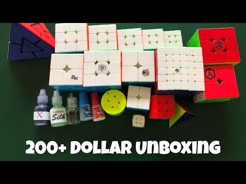 200+ DOLLAR UNBOXING