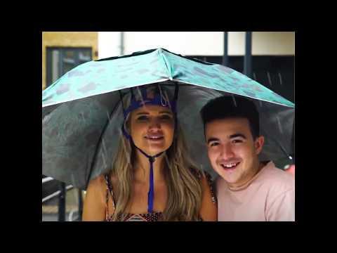 Umbrella Hat Outdoor Fishing Cap