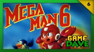 Mega Man 6 | Game Dave