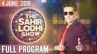 The Sahir Lodhi Show | Full Program | 4 June 2018 TV One