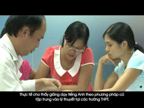 Innovative English teaching methods for Vietnamese teachers - VTC10 Netviet