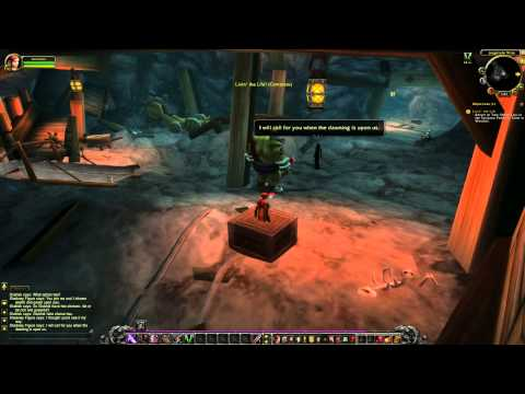 Livin' the Life Quest - World of Warcraft