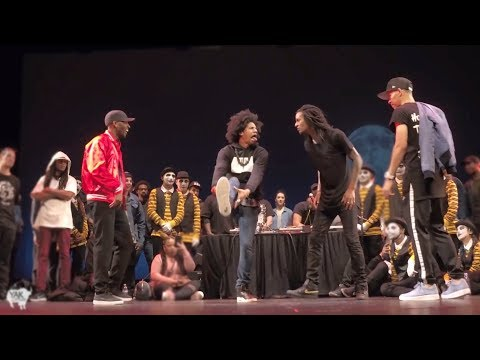 Hip hop 2018 - Les Twins 2018 - Best Dacne Of The World 2018 P1