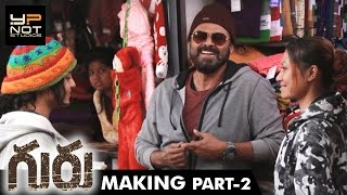 Guru Telugu Movie Making Part 2 | Venkatesh | Ritika Singh | Santhosh Narayanan | Sudha Kongara