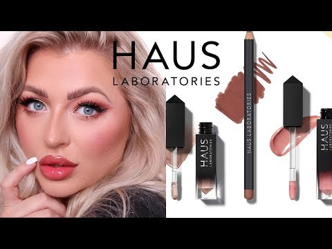 HAUS LABS LADY GAGA MAKEUP FIRST IMPRESSIONS