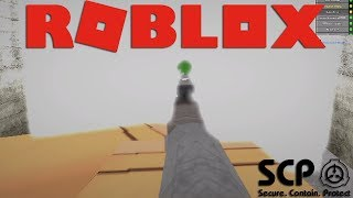 finishing SCP Anomaly Breach in roblox