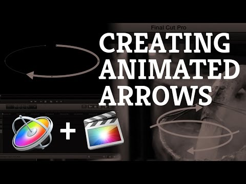 Motion + FCPX: Create Animated Arrows