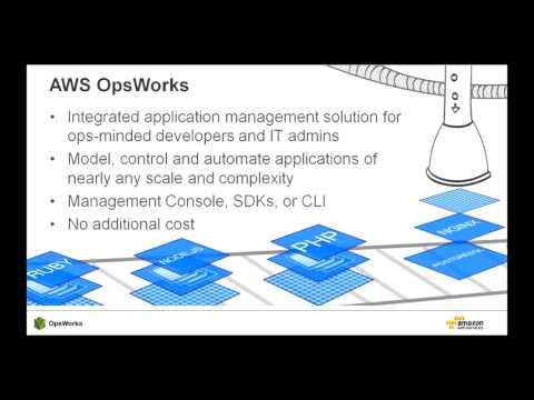 AWS Webcast - AWS OpsWorks Continuous Integration Demo