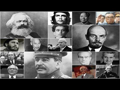 FAMOUS COMMUNISTS  - GRAVES AND MAUSOLEUMS PART I