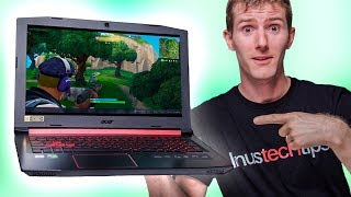 $800 for a GREAT gaming laptop? - Acer Nitro 5 Showcase
