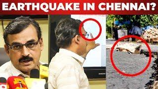 Earthquake in Chennai – Regional Meteorological Department