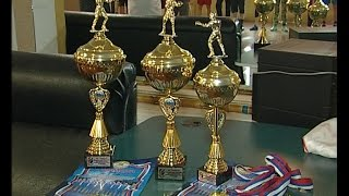 Кубки и медали высшей пробы: елецкие боксеры успешно провели бои на международном турнире