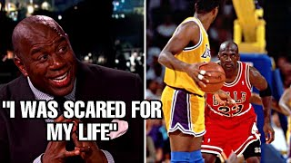 NBA Legends Confessing That Michael Jordan Was A GOD