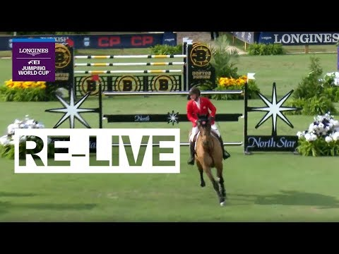 RE-  Longines FEI Jumping Nations Cup™ 2019  Wellington USA  Longines Grand Prix