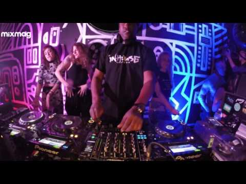 TODD TERRY, ALEXANDER TECHNIQUE, ANT LAROCK / Mixmag & Smirnoff Sound Collective / INHOUSE TAKEOVER