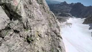 Zugspitze über Höllental 2015 (HD)