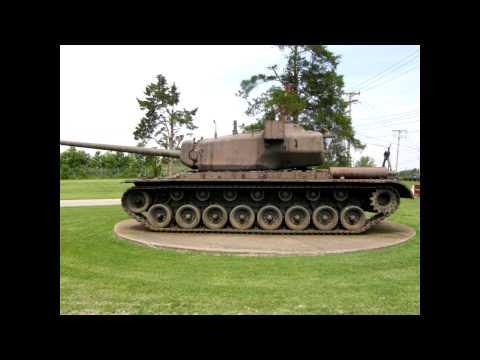 T29 Quick Tank History