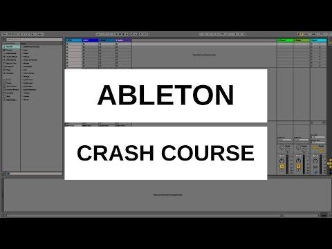 Ableton Crash Course #3 - Piano Roll