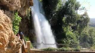 Edessa vízesés - Loutraki, Makrygialos - video - Andromeda Travel(Tüneményes varázsa a természetnek a vizek városa Görögországban. Makrygialoshoz közel található, ezért semmiképp ne hagyd ki ezt a fakultatív programot., 2010-09-06T18:42:20.000Z)