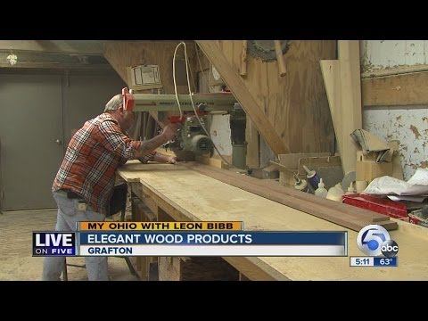 My Ohio: The art of working with wood for cabinets, doors and mantles is alive and well in Grafton