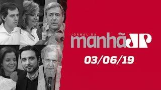 Jornal da Manhã - Edição completa - 03/06/2019