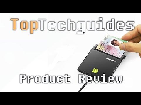 Rocketek DOD Military USB Smart Card Reader Product Review