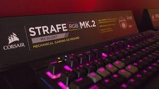 Corsair Strafe MK.2 @ Computex 2018
