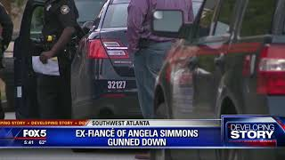 Ex fiance of Angela Simmons gunned down