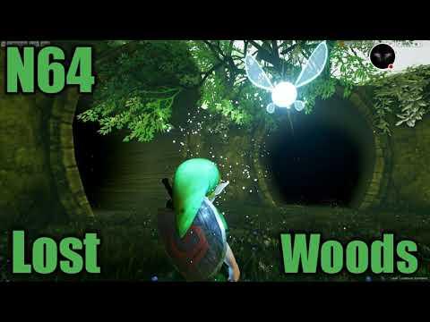 The Legend of Zelda 64 : Lost Woods Theme