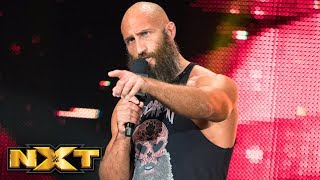 Tommaso Ciampa is coming for Aleister Black's NXT Title: WWE NXT, June 27, 2018