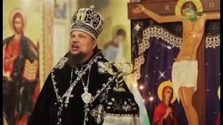 Архиепископ Сыктывкарский и Коми Зырянский Питирим возглавил богослужение Пассии
