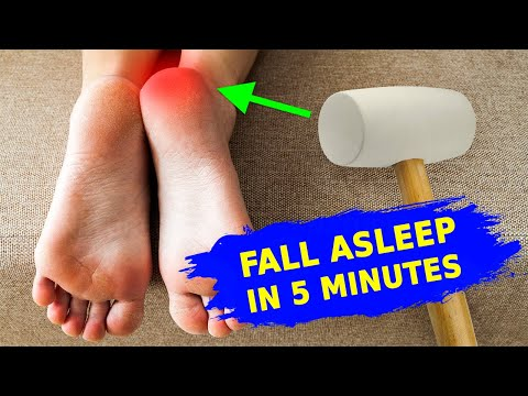 How to Fall Asleep Fast (in 5 Minutes or Less)