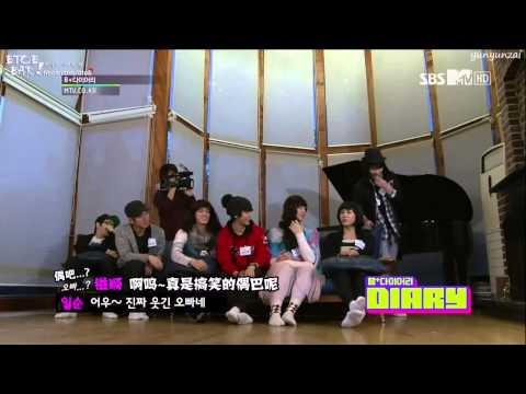 BTOB B+DIARY Hyun Sik & Il Hoon CUT