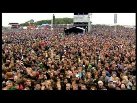Billy Talent live @ Download Festival 2012 HQ - Fallen Leaves