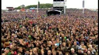 Billy Talent live @ Download Festival 2012 HQ - Fallen Leaves