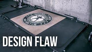 Rogue Fitness Deadlift Platform Fix