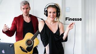Bruno Mars – Finesse (Alex Alexander & Nathalie Cover)