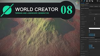 World Creator 2.1.0. What's new? Part 1