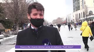 Çfarë Rezultati Presin Qytetarët Në Ndeshjen Kosova-Lithuania ?