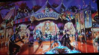 Disney World Fantasyland expansion announcement & makeover concept art