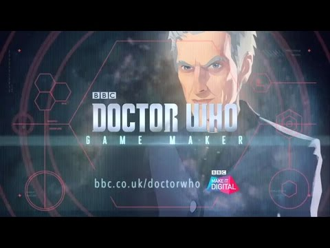 Now you can make your own Doctor Who game, thanks to the BBC