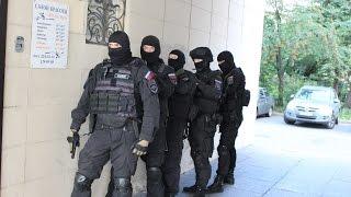 Спецназ Шоу,  Санкт-Петербург