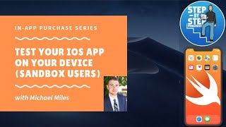 How To Test In-App Purchases on Your iOS Device (Sandbox Users) - Swift 5