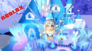 Winter School Update! - Royale🏰High - Roblox - Ice Skating Fairy!