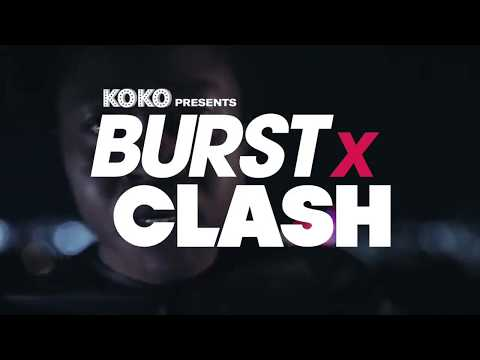 CLASH x BURST Sampa The Great : Fredwave play KOKO