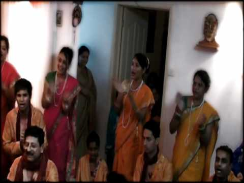 Jakri performed by Surya Uday, Palma, Mauritius on the occasion of Ganesh Chaturthi 2011  P3