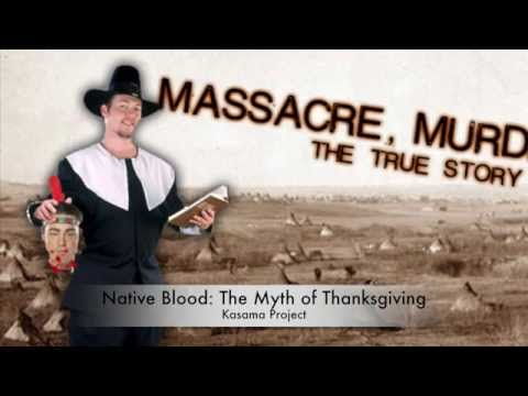 Thanksgiving: Myths, Massacre & White Supremacy